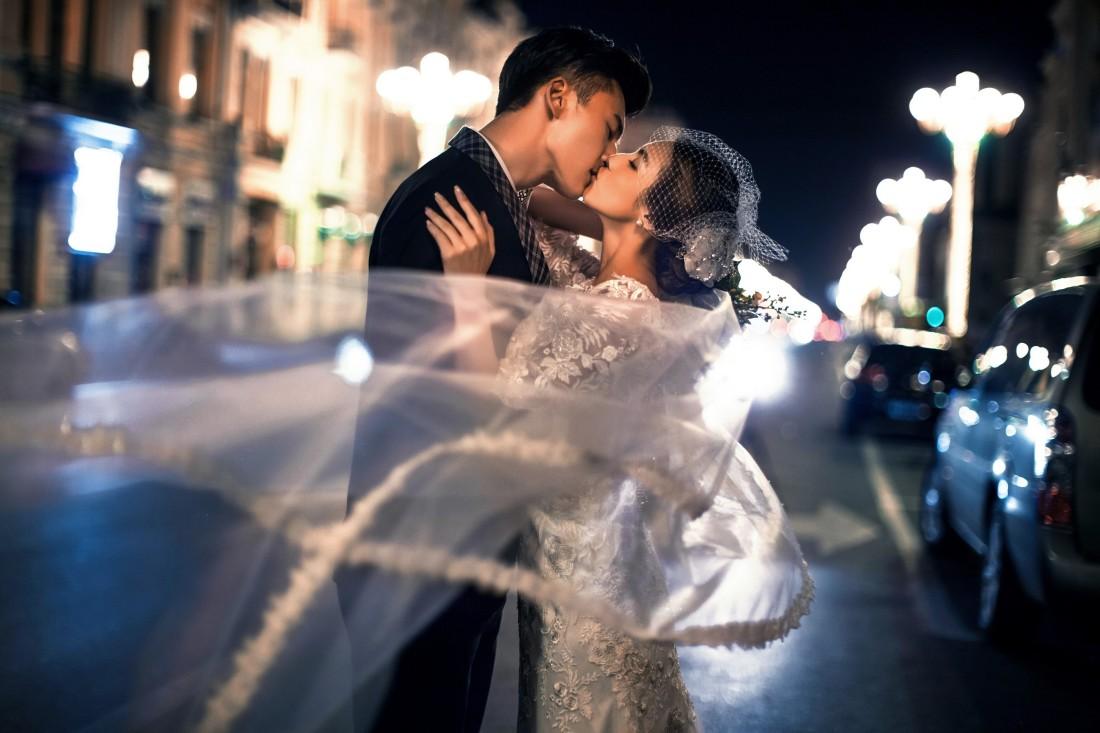 旅拍婚紗攝影風格推薦